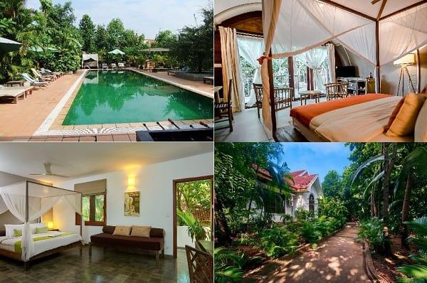 Nên ở khách sạn nào Phnom Penh? Du lịch Phnom Penh ở khách sạn nào gần hoàng cung?