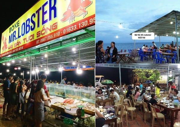 Quán ăn ngon giá rẻ ở Mũi Né Phan Thiết: Ăn hải sản ở quán nào ngon tại Mũi Né?