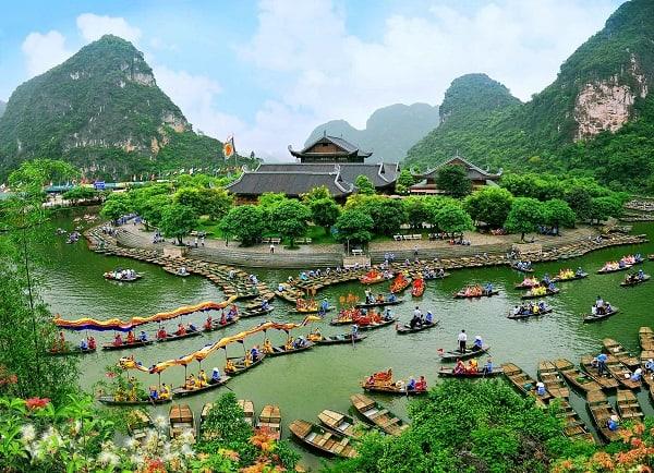 Kinh nghiệm du lịch Ninh Bình 1 ngày chi tiết. Hướng dẫn du lịch Ninh Bình 1 ngày