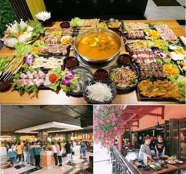 Nhà hàng buffet ngon ở Sapa nổi tiếng: Ăn buffet ở đâu Sapa ngon, giá rẻ?