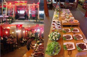 Nhà hàng buffet ngon ở Sapa giá rẻ: Sapa có nhà hàng buffet nào ngon, nổi tiếng?
