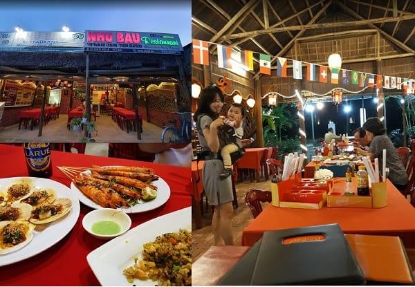 Địa chỉ quán ăn ngon ở biển Cửa Đại giá bình dân: Ăn hải sản ở đâu ngon tại biển Cửa Đại