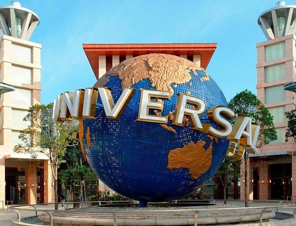 Giá vé Universal Studio Singapore