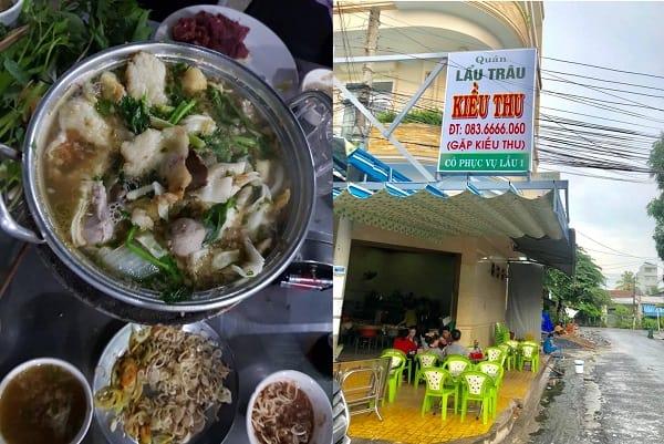 Quán ăn ngon, giá rẻ ở Long Xuyên, An Giang. Long Xuyên có quán ăn nào ngon, nổi tiếng?