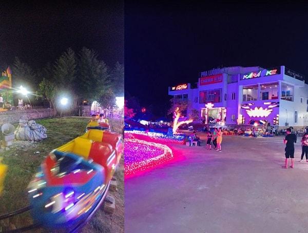 Review công viên ánh sáng Pha Luông kèm giá vé, giờ mở cửa