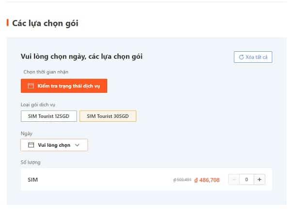 Mua sim 4G Singapore ở đâu giá rẻ, uy tín? Cách mua sim 4G du lịch Singapore