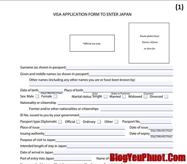 Kinh nghiệm xin visa Nhật Bản cho trẻ em. Xin visa Nhật Bản cho trẻ em như thế nào?