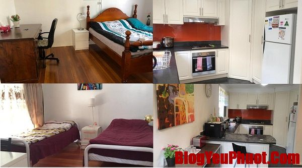 Danh sách các khách sạn giá rẻ ở Melbourne Úc. Nên ở khách sạn nào ở Melbourne Úc? Rose Avenue Home Stay