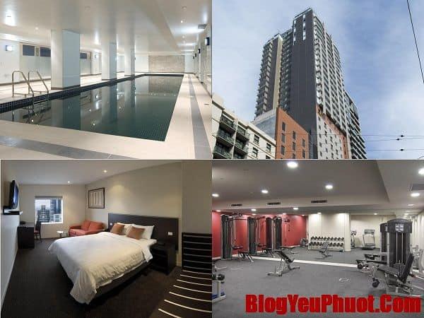 Du lịch Melbourne nên ở khách sạn nào? Khách sạn 4 sao đẹp, vị trí thuận tiện ở Melbourne. Atlantis Hotel Melbourne
