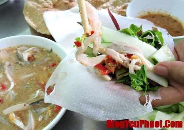 Kinh nghiệm du lịch Phú Quốc. Đặc sản gỏi cá trích Phú Quốc