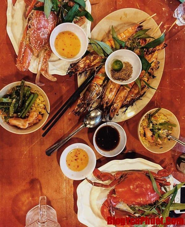 Kinh nghiệm du lịch Phú Quốc: Hải sản tươi sống ngon, rẻ ở đảo Phú Quốc