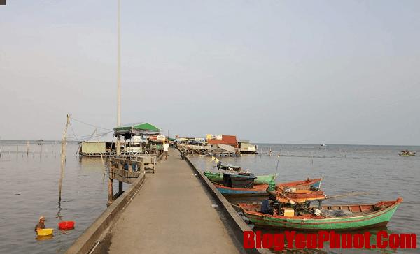 Kinh nghiệm du lịch Phú Quốc tiết kiệm. Địa điểm du lịch ở đảo Phú Quốc. Làng chải Hàm Ninh