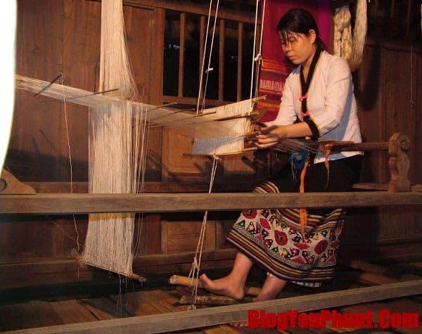 Kinh nghiệm du lịch vườn quốc gia Pù Mát chi tiết. Tham quan làng nghề truyền thống ở vườn quốc gia Pù Mát