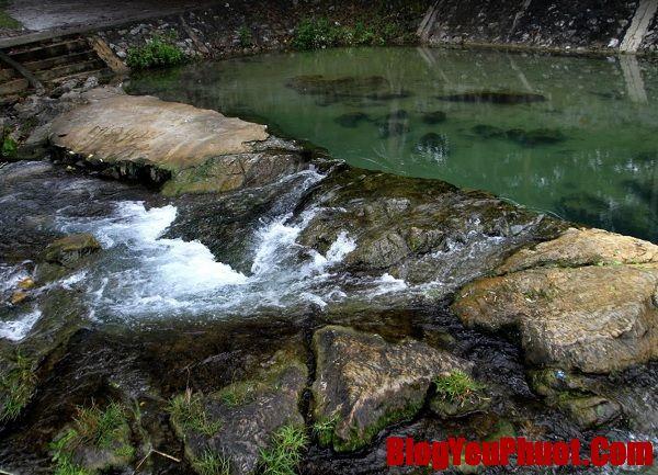 Kinh nghiệm phượt vườn quốc gia Pù Mát. Rốn cô tiên - Khe nước Mọc. Vườn quốc gia Pù Mát ở đâu, có địa điểm tham quan nào hấp dẫn?