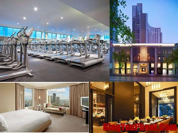 Nên ở khách sạn nào Melbourne tiện nghi đầy đủ - Khách sạn 5 sao cao cấp ở Melbourne - Grand Hyatt