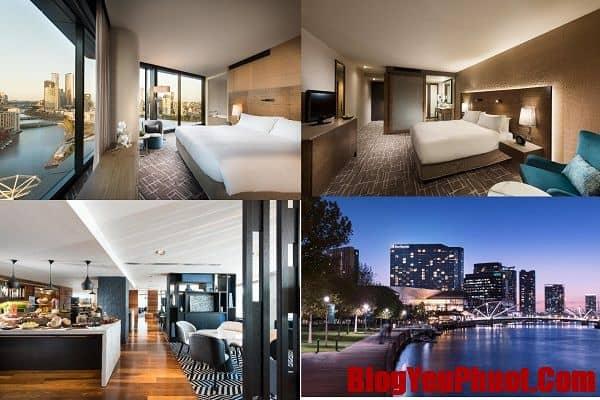 Nên ở khách sạn nào ở Melbourne tốt nhất. Du lịch Melbourne nên ở đâu, khách sạn nào đẹp, tiện nghi đầy đủ? Pan Pacific Hotel