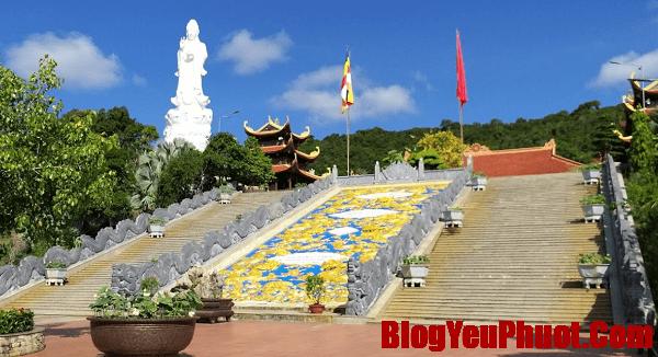 Review thiền viện Trúc Lâm - chùa Hộ Quốc Phú Quốc chi tiết. Thiền viện Trúc Lâm Phú Quốc có gì?