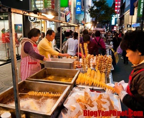 Du lịch Hàn Quốc tháng 1 nên ăn gì? Review ăn uống khi du lịch Hàn Quốc tháng 1
