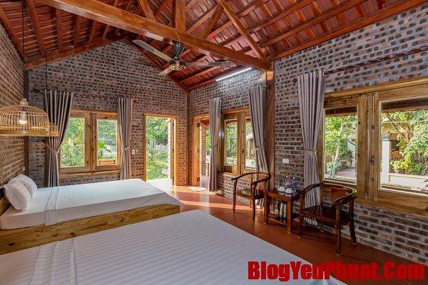 Homestay đẹp và nổi tiếng ở Ninh Bình