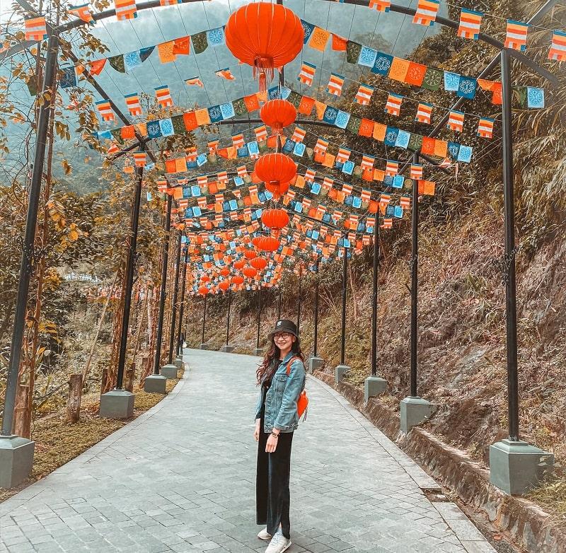 Kinh nghiệm phượt Thiền viện Trúc Lâm Tây Thiên