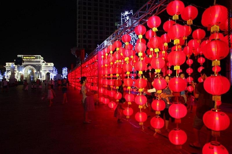 Địa điểm đi chơi trung thu ở Hà Nội - quận Thanh Xuân