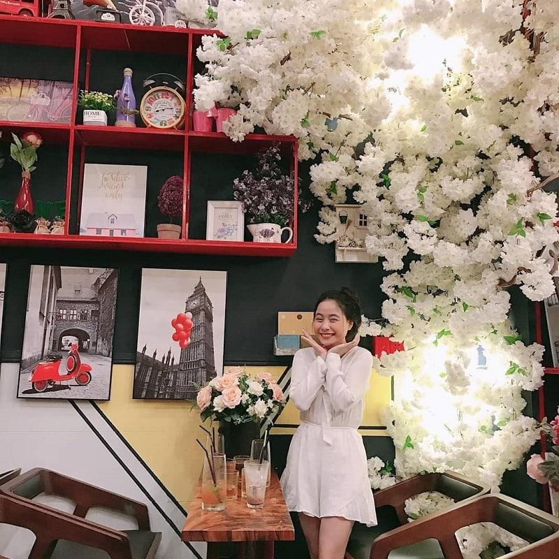 Quán cafe đẹp và lãng mạn ở Đà Lạt