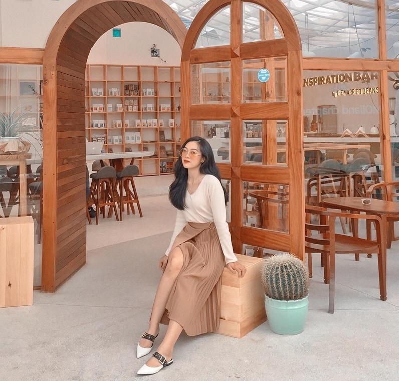 Quán cafe có không gian đẹp ở Đà Lạt