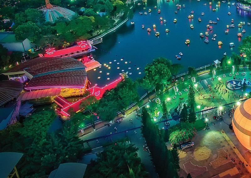 Địa điểm chơi trung thu ở Sài Gòn được yêu thích nhất