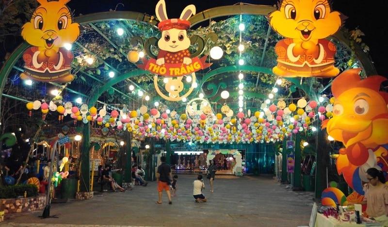 10 địa điểm chơi trung thu ở Sài Gòn siêu vui