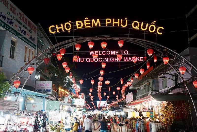 Kinh nghiệm đi chợ đêm Phú Quốc