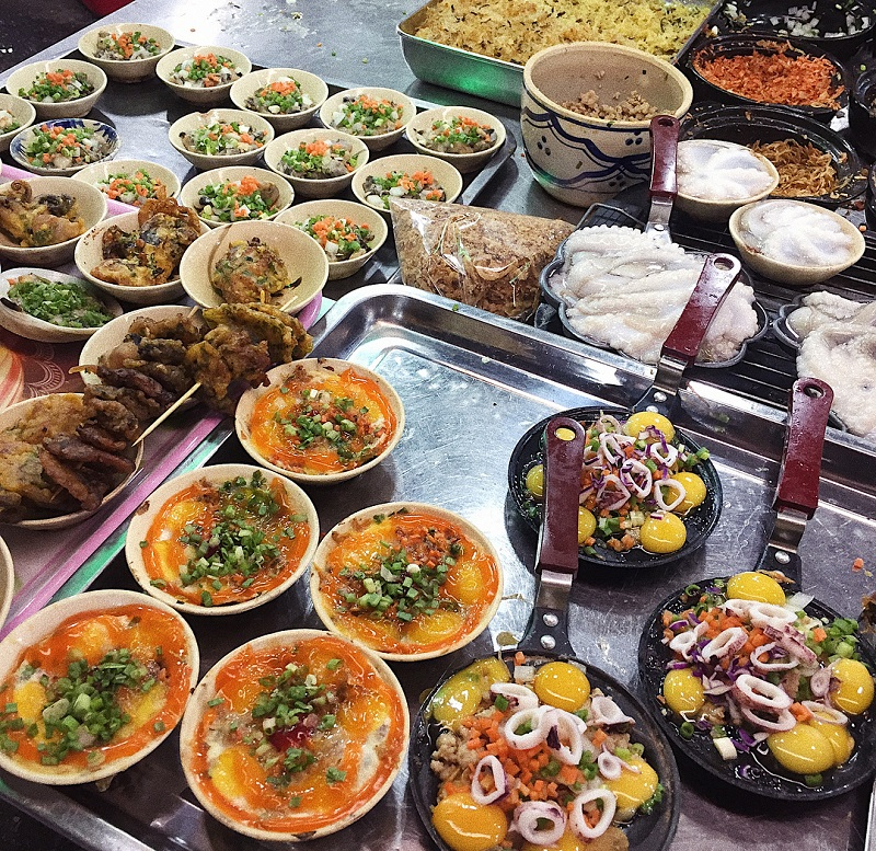 Món ăn đặc sản chợ đêm Phú Quốc