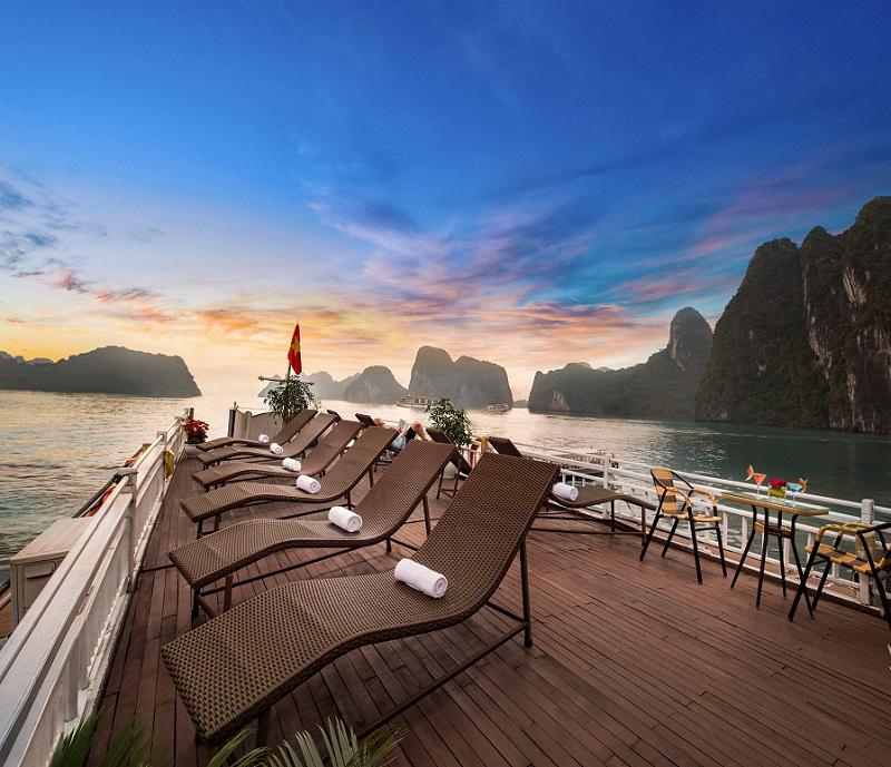 Khách sạn đẹp, giá tốt ở Quảng Ninh