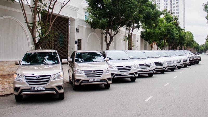 Thủ tục cho thuê ô tô ở Sài Gòn