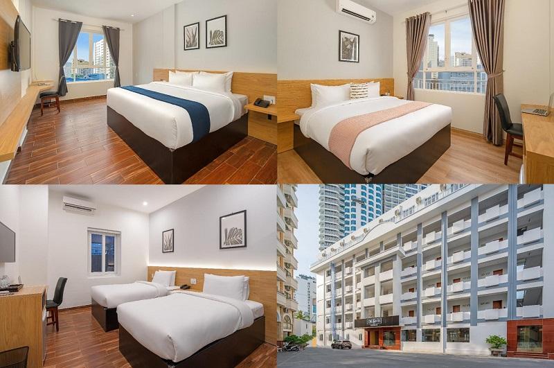 Homestay Nha Trang đẹp, gần biển chất lượng tốt. Nha Trang có homestay nào đẹp, tiện nghi? Chill Suites