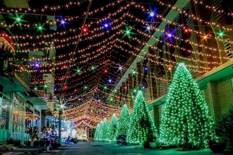 Nên đi đâu chơi đêm Giáng sinh tại TPHCM?