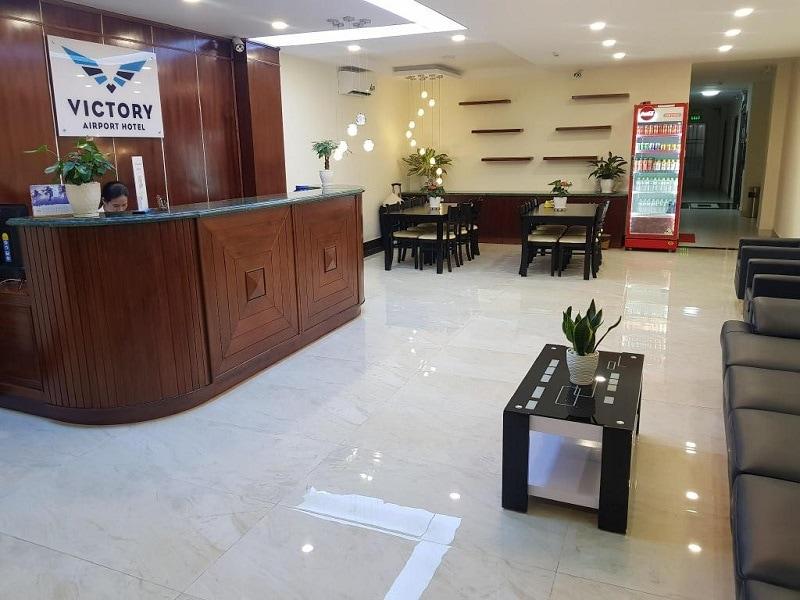 Khách Sạn Victory Airport - Khách sạn nên ở gần sân bay Tân Sơn Nhất