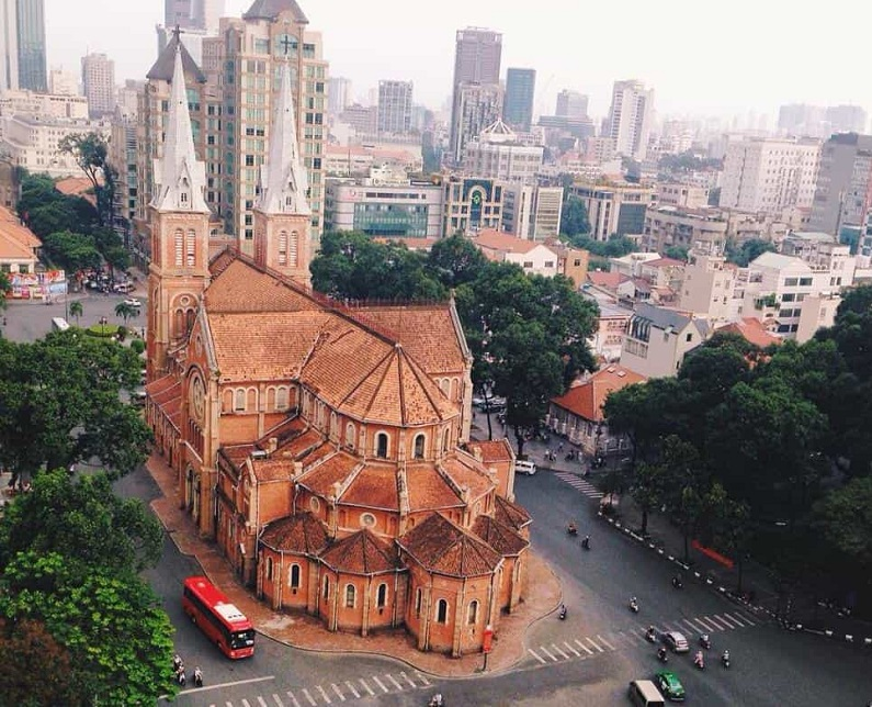 Top những tour du lịch Sài Gòn uy tín, giá tốt