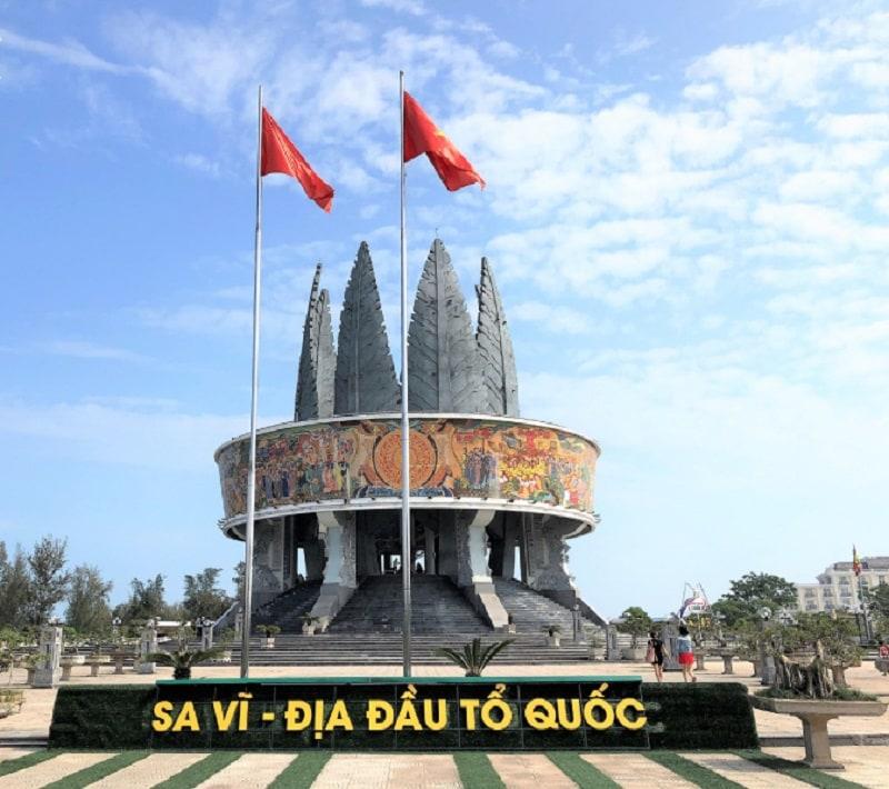 Định vị tọa độ mũi Sa Vĩ Quảng Ninh