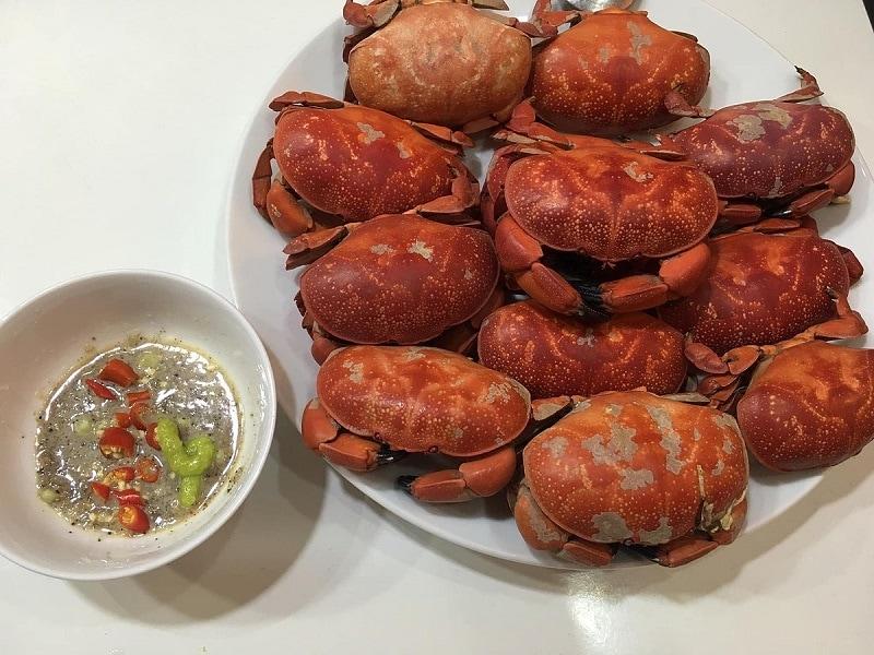 Kinh nghiệm du lịch Sa Vĩ Quảng Ninh ăn gì